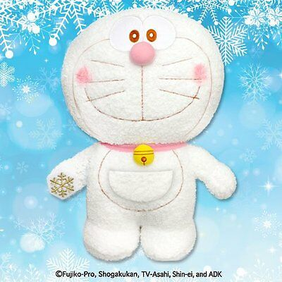 Doraemon Winter BIG stuffed