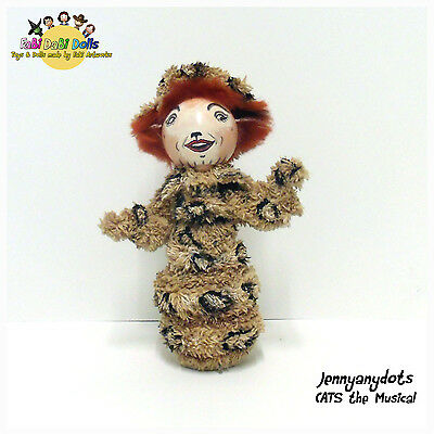 Jenny Anydots - CATS the Musical FaBi DaBi Doll