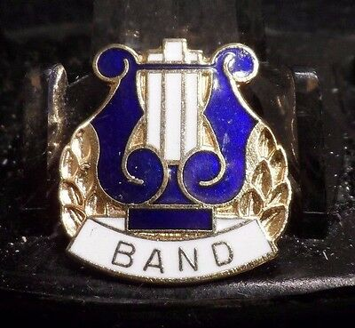 "Preowned ""band"" Pin (61016)"