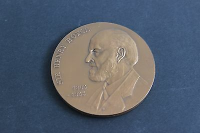 75th Anniversary Silver Ghost Sir Henry Royce 2 troy Ounce Copper Coin