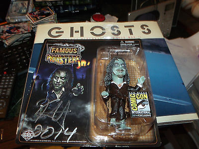 SIGNED Kirk Hammett Famous Monsters Jr NEW SDCC 2014 Exclusive Metallica LIMITED