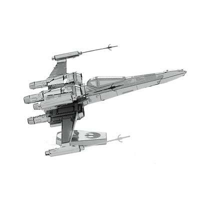 Star Wars -Poe Dameron's X-Wing Fighter Metal Earth 3D Model Kit by Fascinations