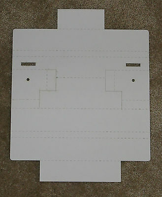 Lionel HO 0349 Turbo Missile Firing Car insert, Repro.