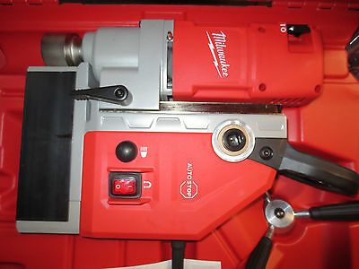 Milwaukee 1 5/8 electromagnetic drill kit magnetic drill 4272 - 21 sweet
