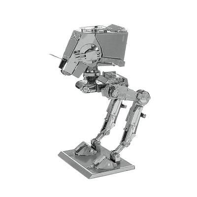 Star Wars -AT-ST Metal Earth Laser Cut 3D Model Kit by Fascinations