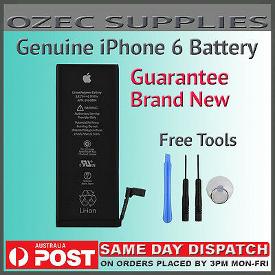 Brand New Genuine Original Internal Battery Replacement For Apple iPhone 6