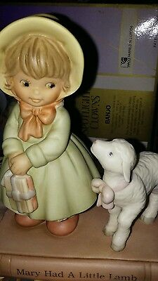 Memories of yesterday mary had a little lamb