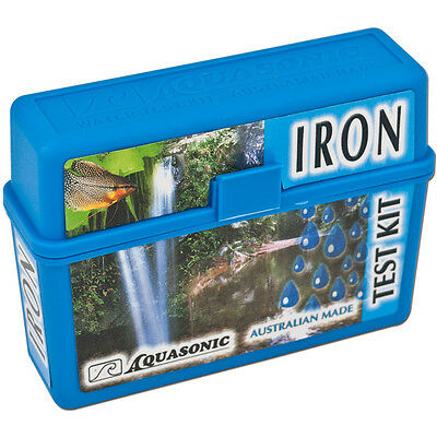 Iron Test Kit For Aquariums and Fish Tanks
