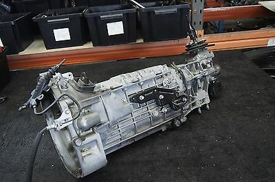 Mazda RX8 RX-8 SERIES 2 MANUAL GEARBOX 6 SPEED 08 09 10 11 - Sold with Warranty