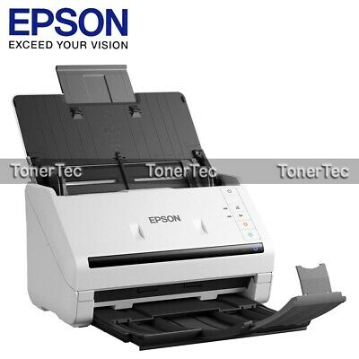 Epson WorkForce DS-570W A4 Wireless Sheet Feed Document Scanner+One Pass Duplex