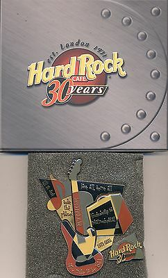 Hard Rock Cafe New Orleans 30Th Years Hrc Jigsaw Puzzle 2001 Pin Set