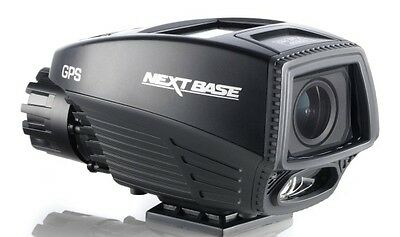 "Nextbase RIDE Motorcycle BikeCam 1.5"" Full HD,GPS, Waterproof, Accident Recorder"