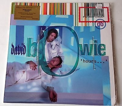 David Bowie - Hours -  Lp 2015 - Audiophile 180 Gram - Usa Release - New Sealed