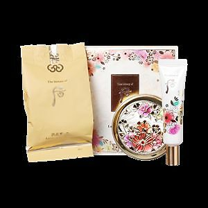 The History of Whoo Gongjinhyang Mi Luxury Golden Cushion #21 Special Set
