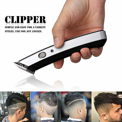 Hot Professional Men's Electric Shaver Razor Beard Hair Clipper Trimmer Grooming