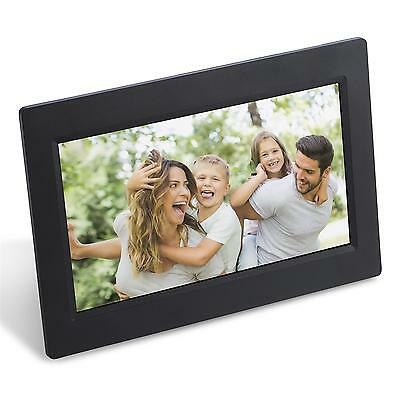 "Auna Pablo Digital Pictures Frame 10.1"" Screen Built In Speaker 5 Gb Free Cloud"