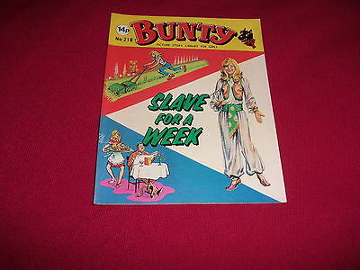 BUNTY  PICTURE STORY LIBRARY BOOK - from the 1980's