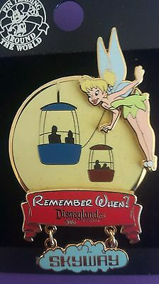 Dlr  Remember When 2006 Collection - Skyway-Tinker Bell Surprise Le 750 Pin