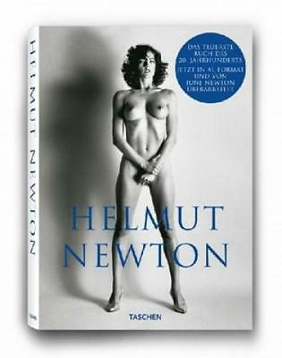 Helmut Newton, SUMO Book Stand, Making of, Booklet with translations. Dtsch 9036