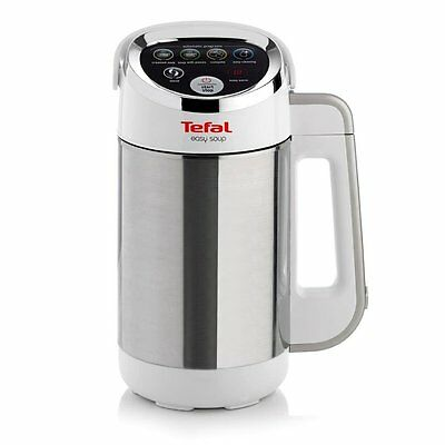 Tefal BL841140 1.2L Easy Soup 1000w - Stainless Steel & White - BRAND NEW !!!!