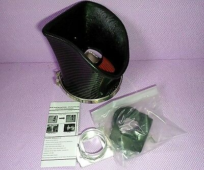 Carbon Airbox Sportluftfilter BMW E30 318i 113PS Motorsport Tuning
