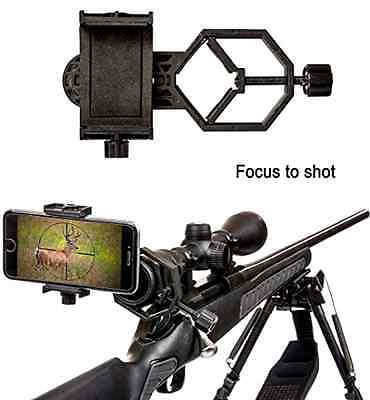 Universal Mobile Phone Holder Spotting Scope Cellphone Adapter Mount Universal