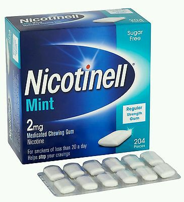 Nicotinell Mint 2 Mg 204 per pack