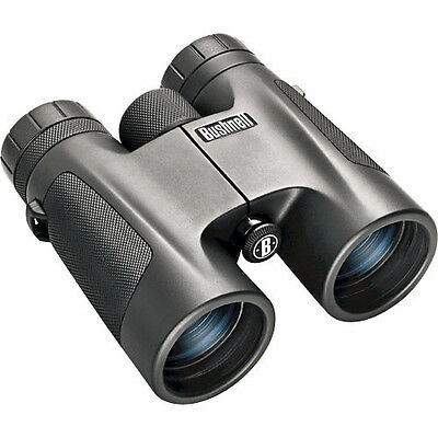 Bushnell 140832 8x32 Powerview Compact Travel Lightweight Roof Prism Binoculars