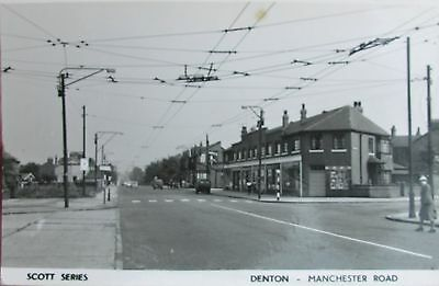 Manchester Road Denton Lancashire Early Rp Pc