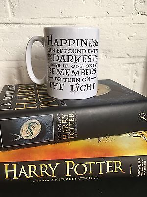 Harry Potter Dumbledore Quote Mug. Gift Idea/ Christmas/ Secret Santa/ Office