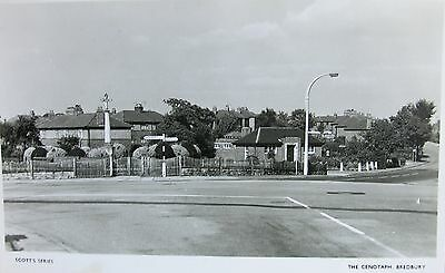 The Cenotaph Bredbury Stockport Cheshire Early Rp Pc