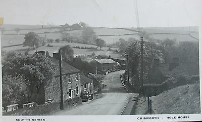 Hilly Chisworth Hole House Cheshire Early Rp Pc