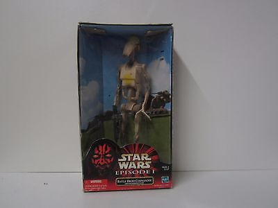 Hasbro - Star Wars - Episode 1 - Battle Droid Commander - Figur