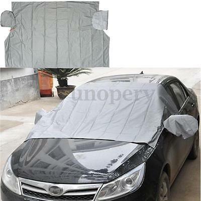 Magnet Car Anti Frost Ice Shield Windscreen Window Cover Snow Dust Sun Protector