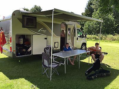 Luxury Motorhome For Hire any 5, 6 or 7 day break, a week for only £495 BARGAIN