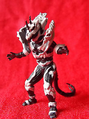 "MONSTER X Godzilla Chozukan PVC SOLID Figure 2"" 5cm KAIJU RARE MINT UK DESPATCH"