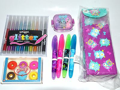 Smiggle Misc Stationery Set