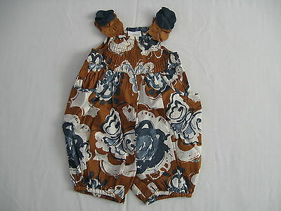 BNWT NEXT Baby Girls Summer Spice Bazzar Romper Playsuit All In One 3-6 Months
