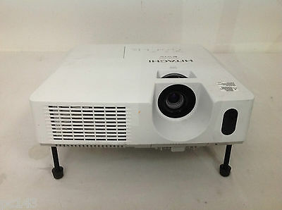 Hitachi Cp-X2515Wn 3Lcd Hdmi Usb Projector Used 718 Lamp Hours Working | Ref 856