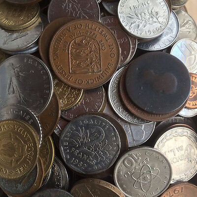 1Kg (approx.) of mixed coins