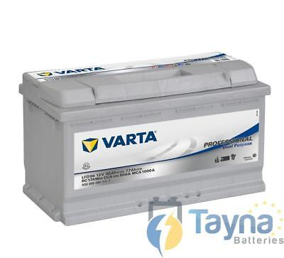 LFD90 Varta 12V 90Ah beginnen Deep Cycle Leisure Marine batterij