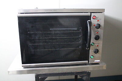 EX-DISPLAY Infernus Commercial Electric Convection Oven 108 ltr