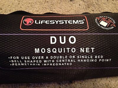 New Lifesystems Duo Mosquito Net For Double Bed