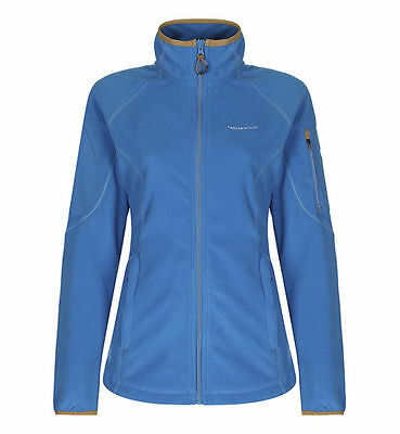 Craghoppers Womens Whiteley Full Zip Fleece Jacket in Blue **RRP £40**