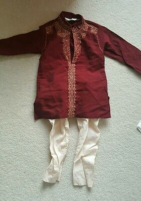 Daminis Boys Indian Outfit 80cm