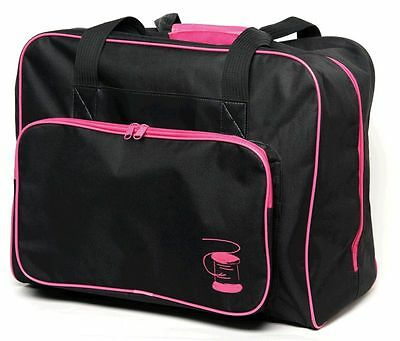 Sewing Machine Bag - Protection and Storage bag for your Sewing Machine- Fushia