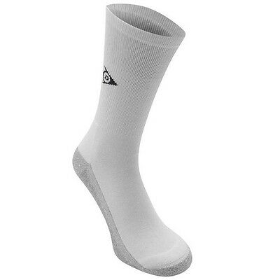 Dunlop 1 Pack A Dry Crew Socks Mens 7-11