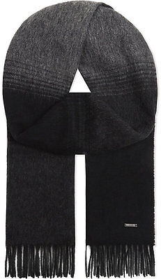 Hugo Boss Scarf 100% Virgin Wool Heroso