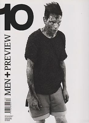 10 TEN MEN Fashion Magazine No 12 (Spring / Summer 2008)