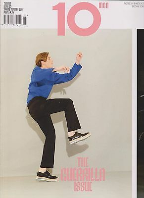 10 TEN MEN Fashion Magazine No 25 (Sping/Summer 2011), The Guerrilla Issue